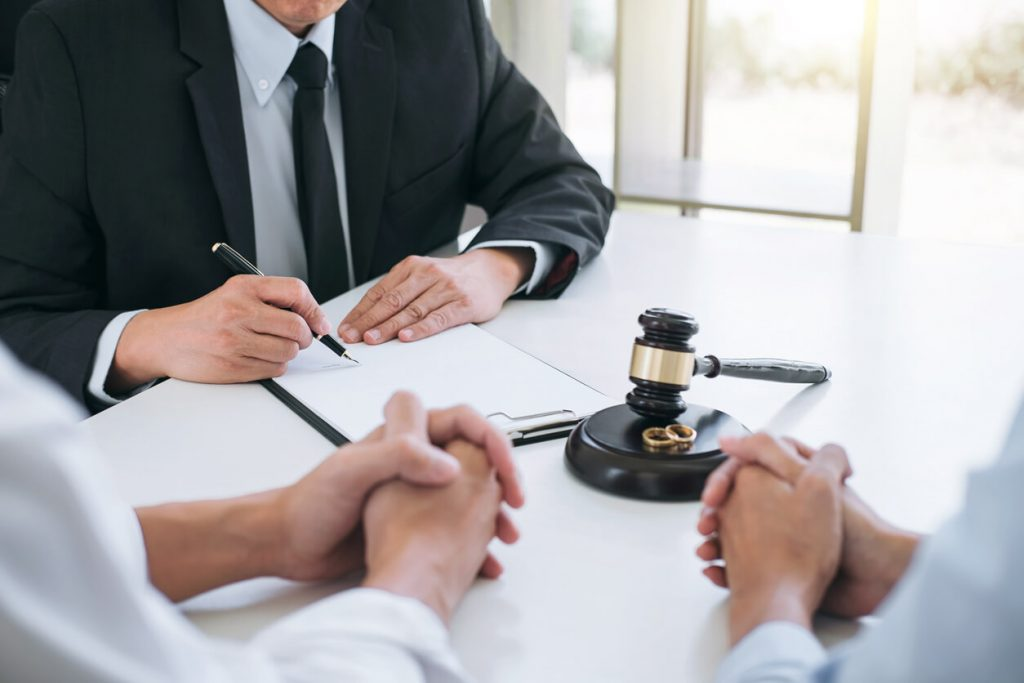 Burleson divorce attorney